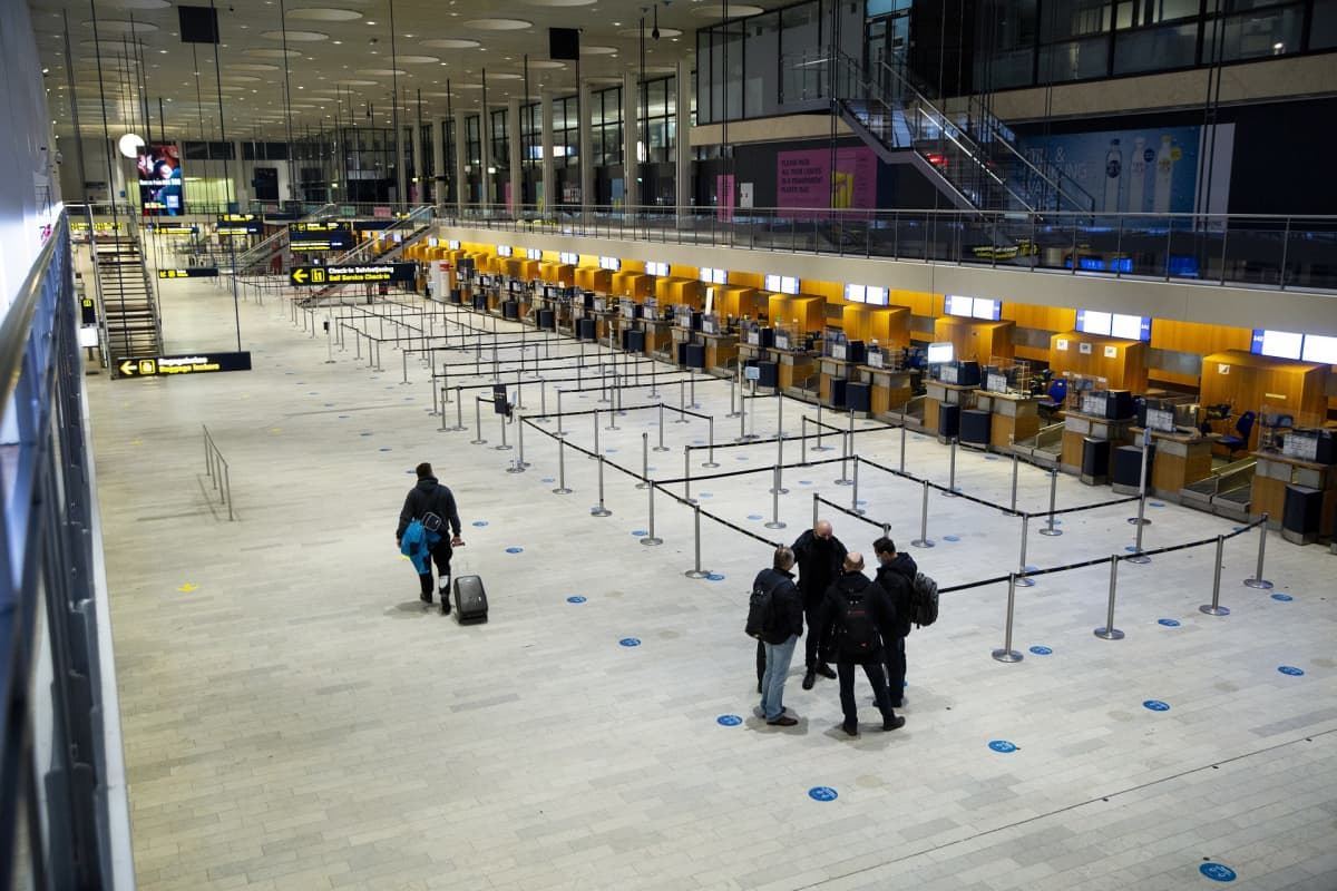 Kastrupin lentoasema