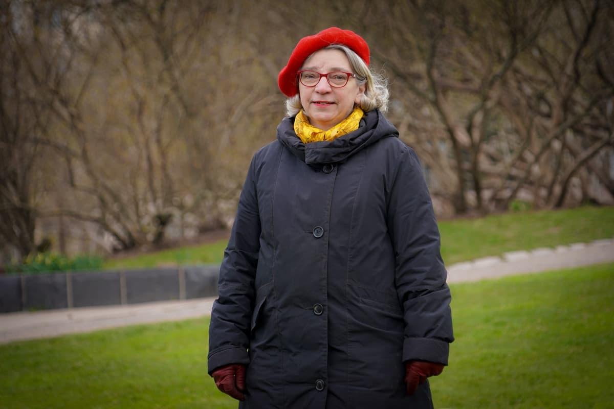 Dante, Elina Suolahti