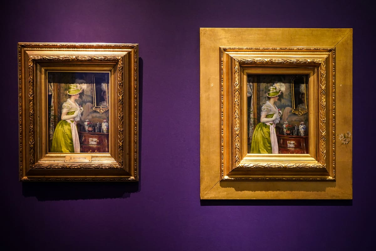 Salon taidemuseo, Gunnar Berd
