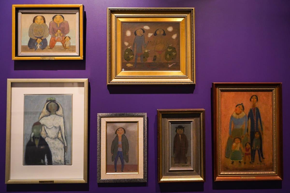 Nikolai Lehto, Salon taidemuseo