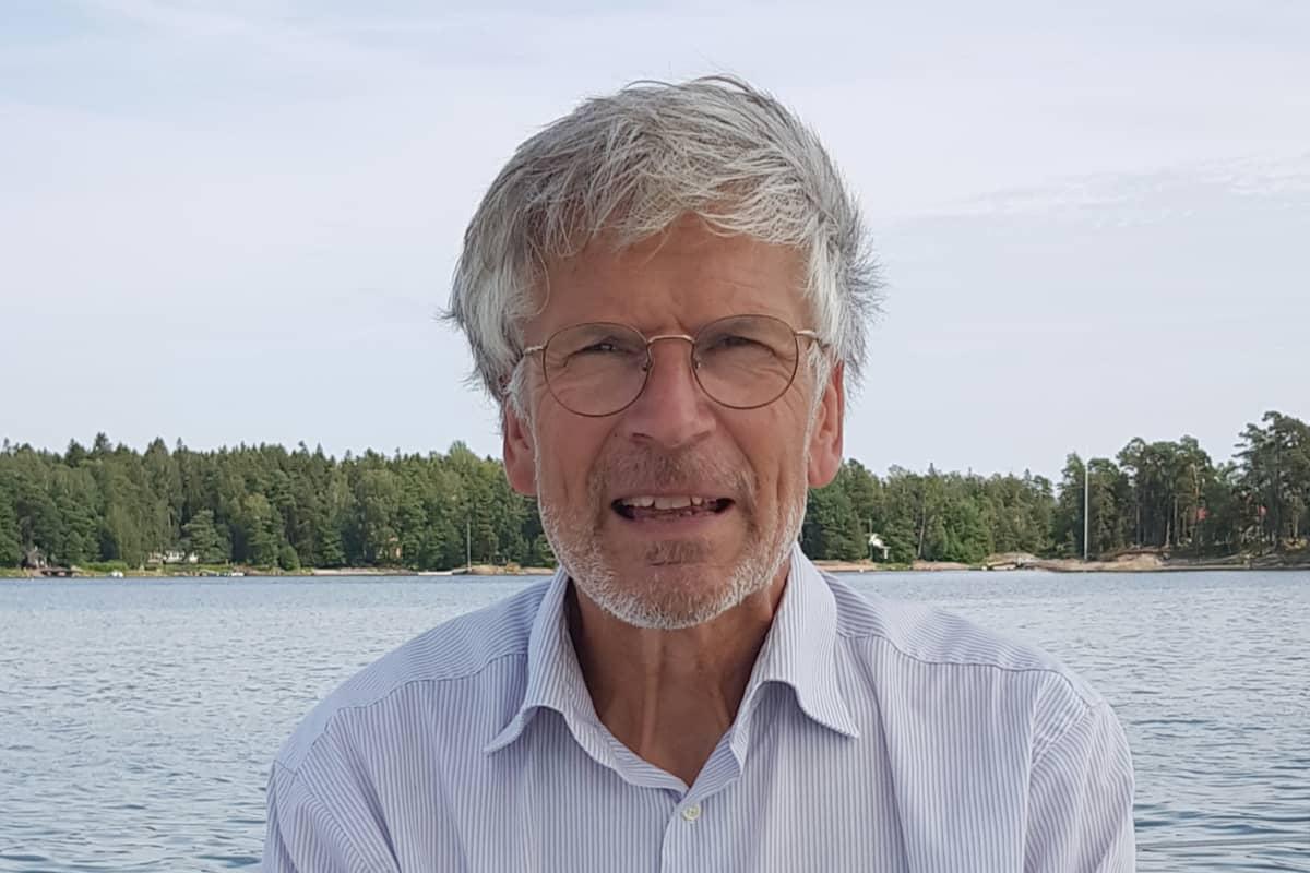 Markku Hentinen, tekninen asiantuntija.