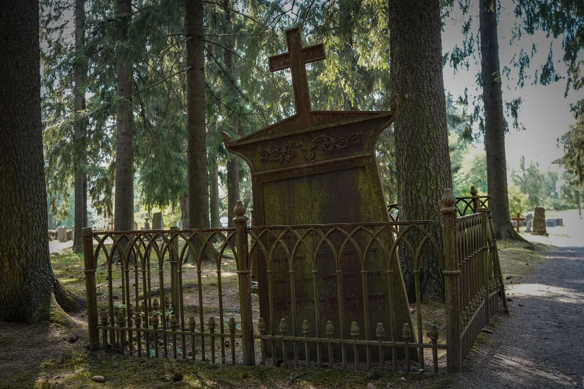 Mikkeli, hautamuistomerkki, hautausmaa