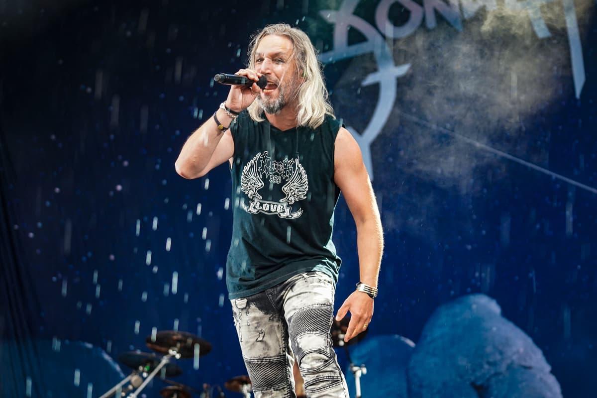 Tony Kakko, Kuopiorock, Sonata Arctica
