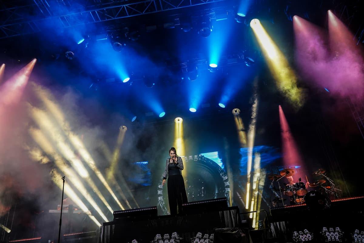 Sharon den Adel, Within Temptation, Kuopiorock