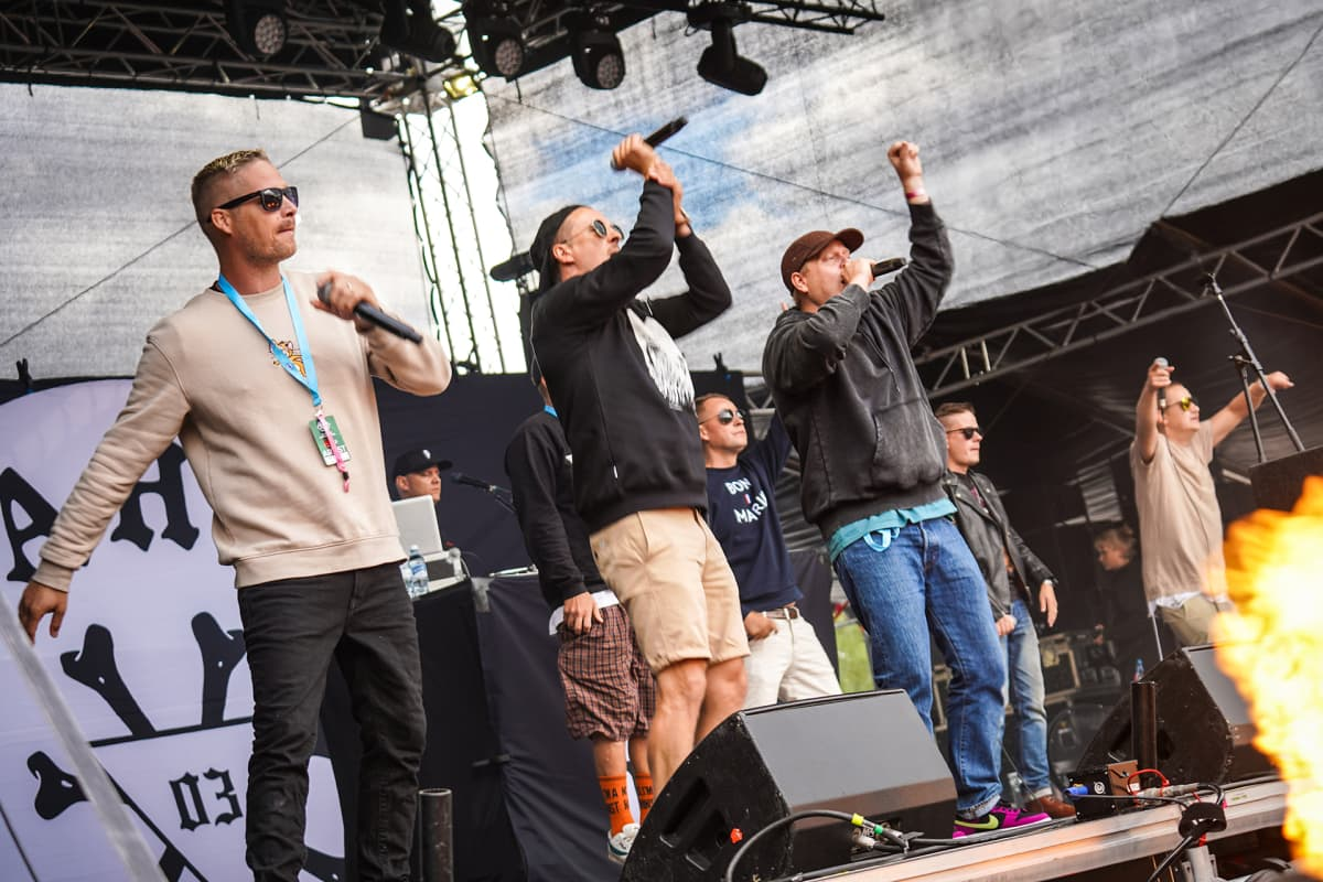 Lahti United, Aura Fest