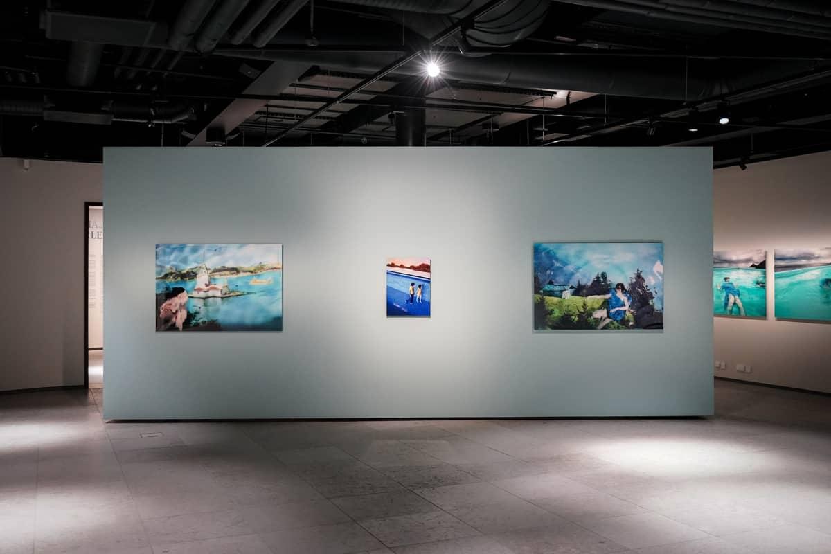 Suomen valokuvataiteen museo, Susanna Majuri