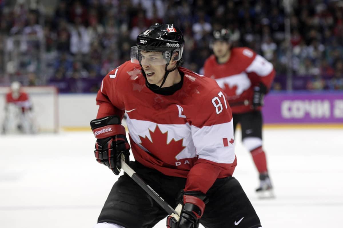 Sidney Crosby Kanada USA