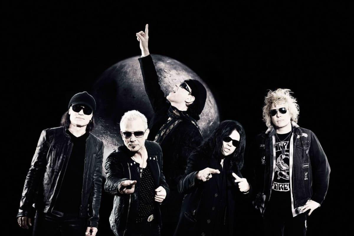 Rock-yhtye Scorpions