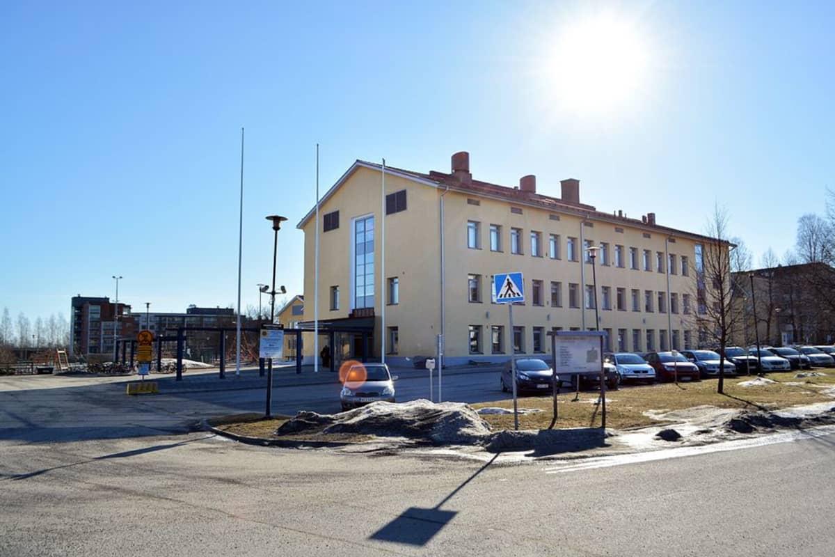Ylöjärven yhtenäiskoulu