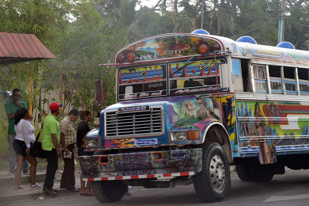 Panamassa graffititaiteilijoille on tarjolla mielekästä ja näkyvää työtä.