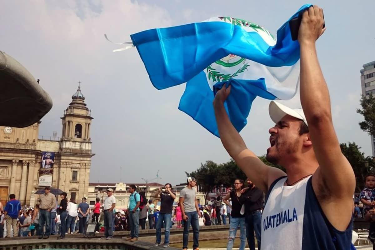 Guatemala miekkari