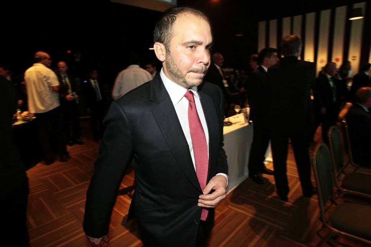 Jordanian prinssi Ali bin Al-Hussein