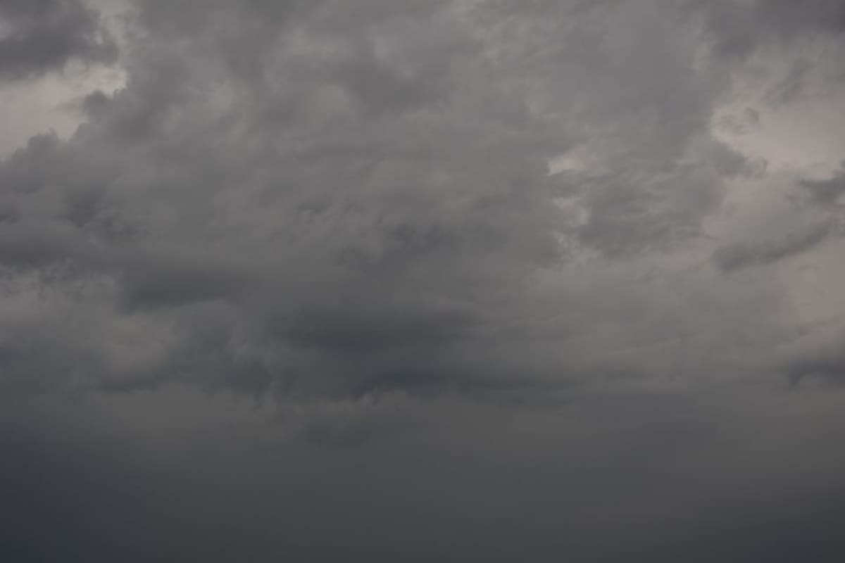 myrskypilviä.