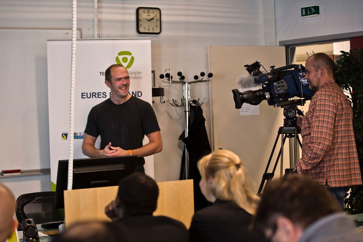 Sergei Anikin etsii start up -yritys Pipedriveen lisää insinöörejä.