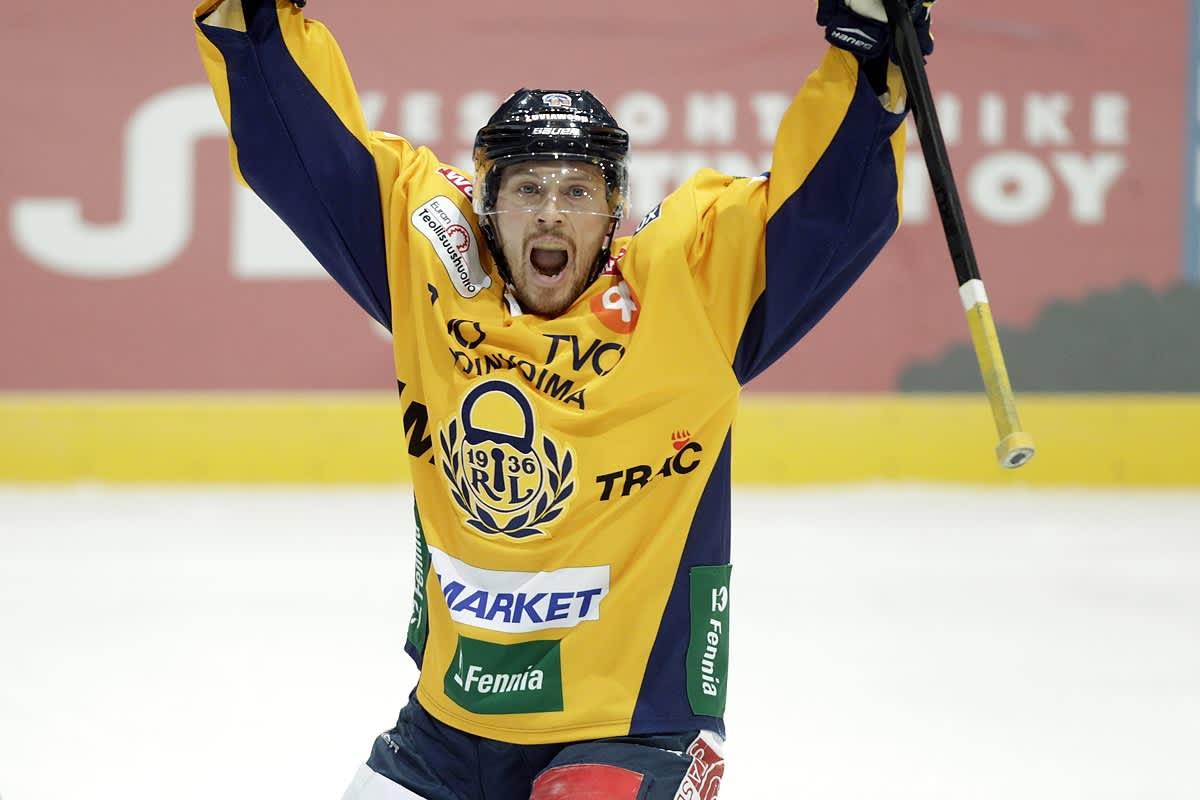Toni Koivisto, Lukko #22