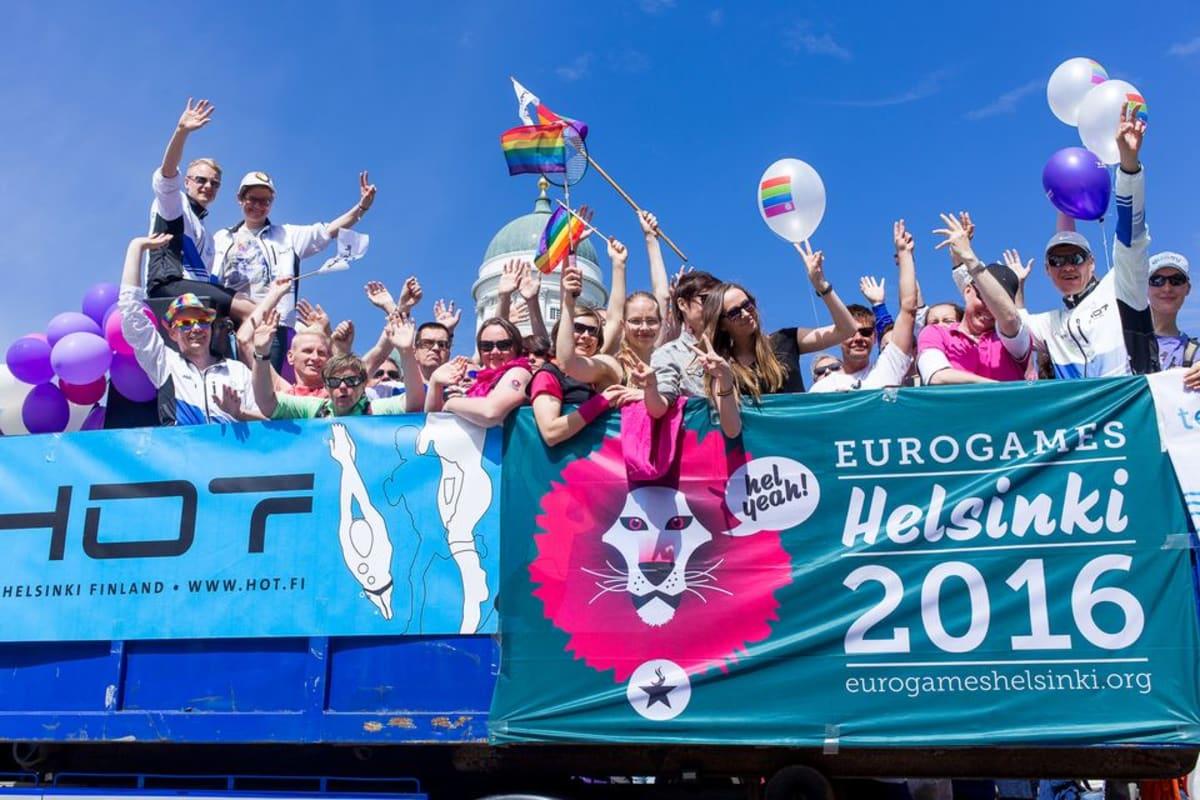EuroGames & Pride