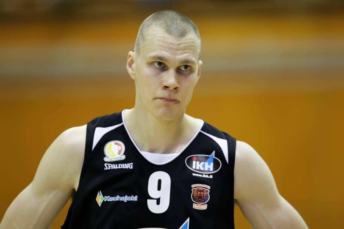 Karhun Antti Kanervo