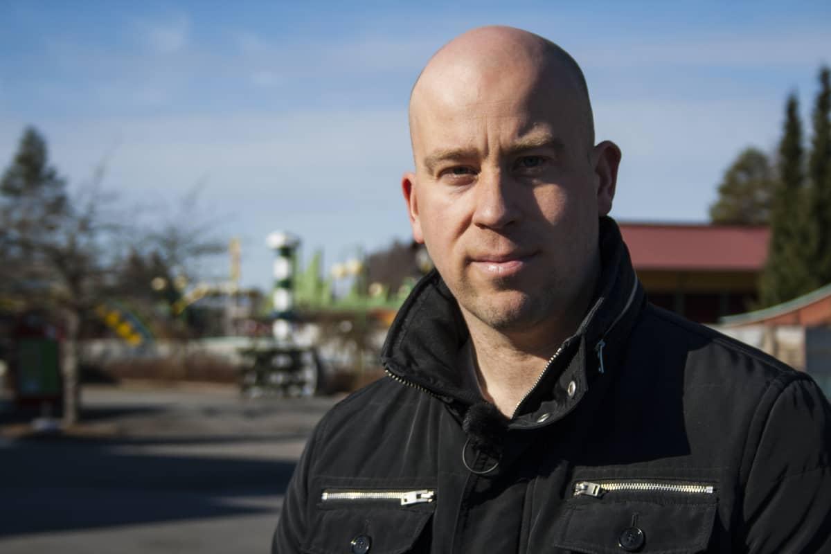 Wasalandian viimeiseksi johtajaksi jäi Tuomas Luukkonen.
