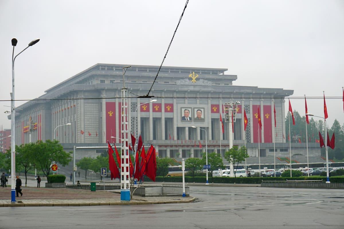 Pjongjangin kulttuuritalo