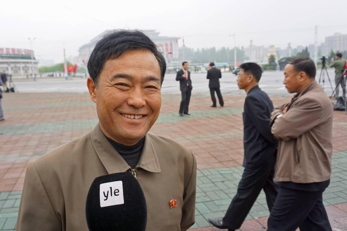 Ri Myong Chol