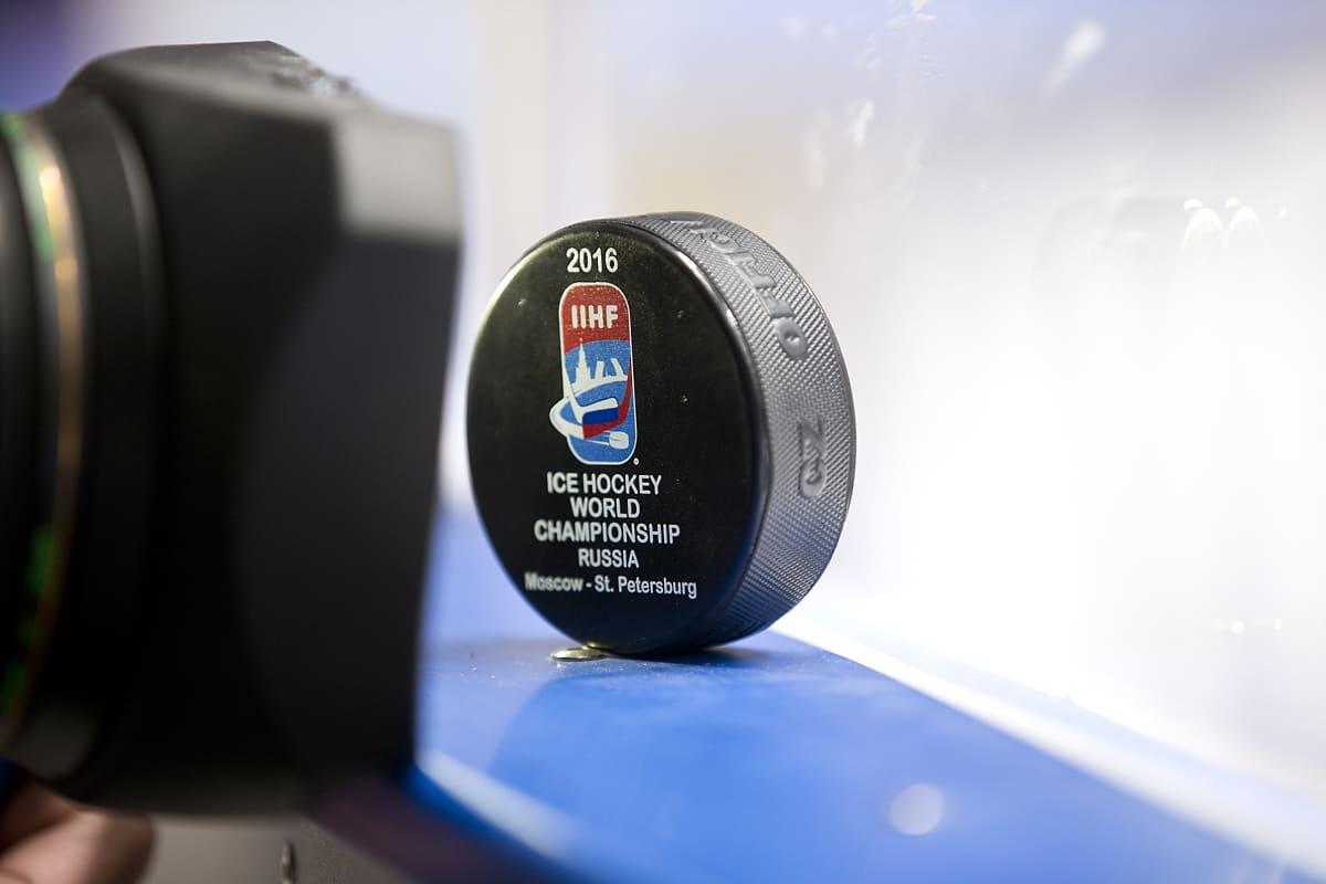 Jääkiekon MM-kisat Venäjällä 2016.