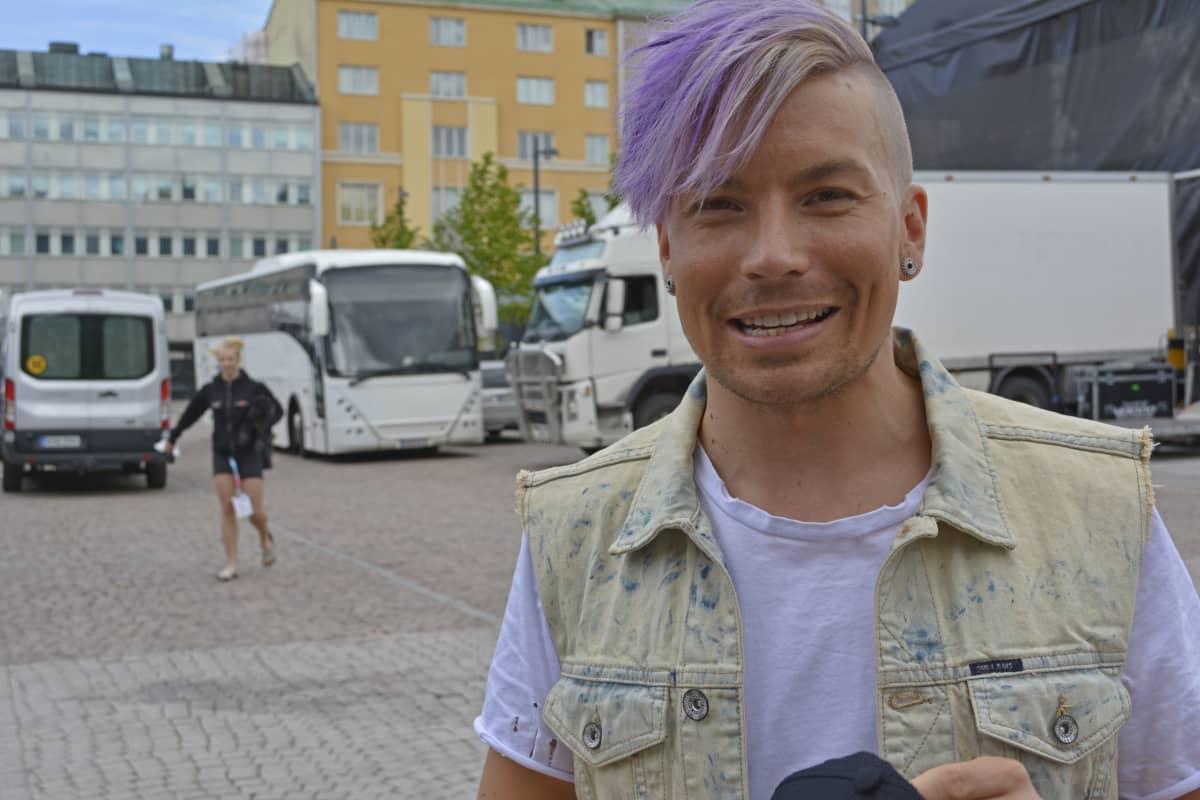 Antti Tuisku Lahdessa 4.6.2016