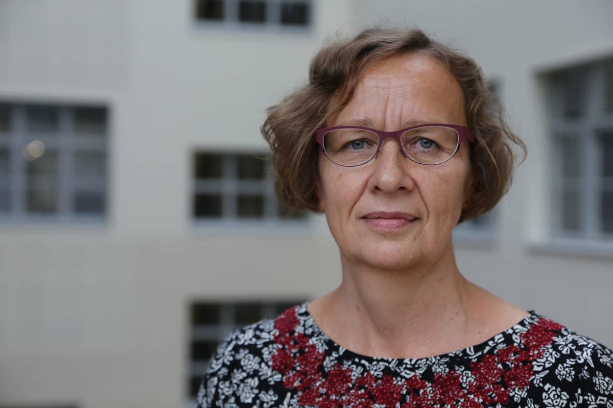 Ylitarkastaja Kirsi Haapakoski.
