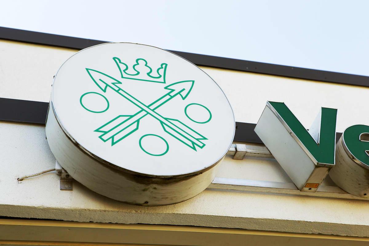Verotoimiston logo