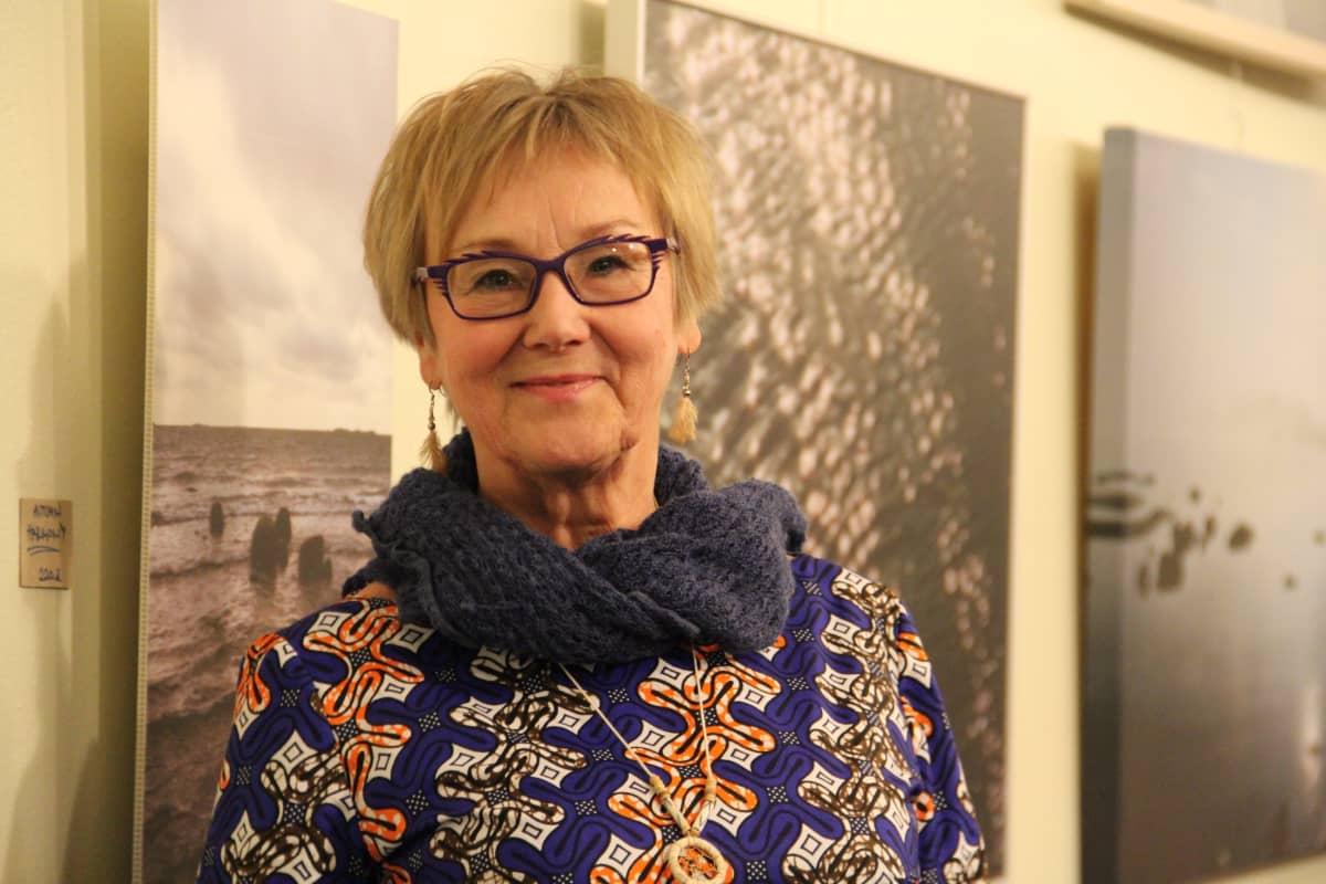 Tampereen yliopiston dosentti Pauliina Aarva.