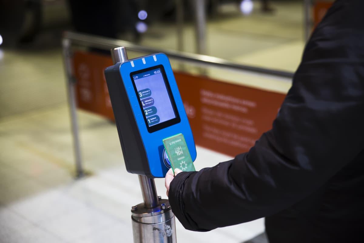 matkakortinlukija