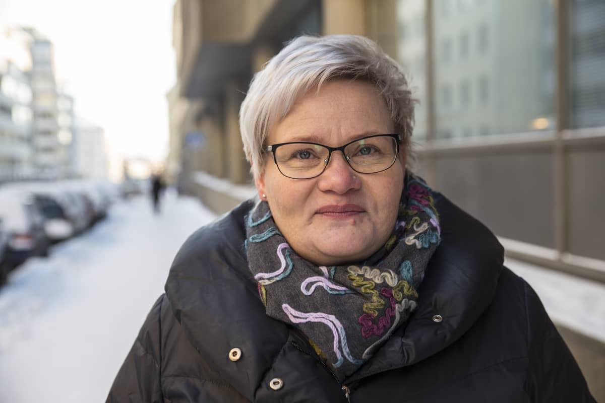 Kirsi Rantala Helsingin seurakuntayhtymän diakonian päällikkö