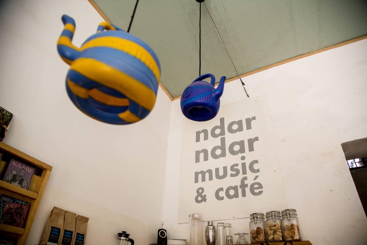 Saint-Louis kahvila