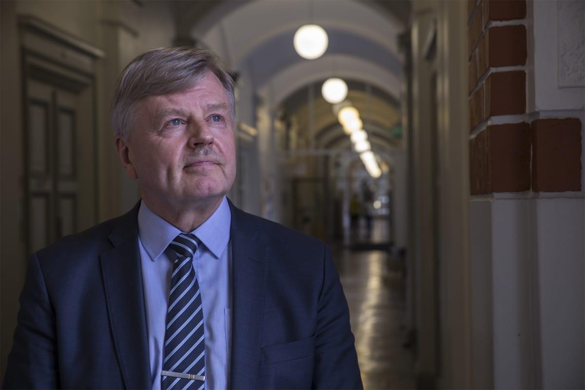 Jorma Uusitalo, talous- ja hallintojohtaja, Metropolian Ammattikorkeakoulu
