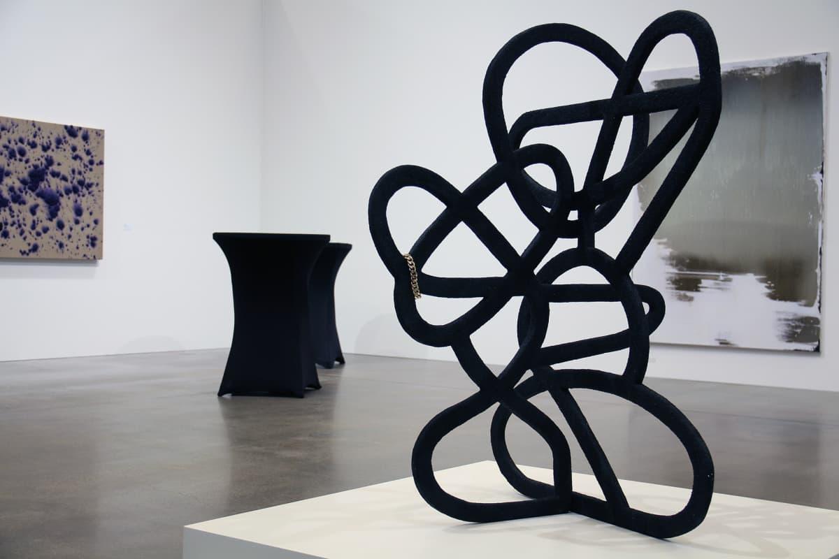 Art Goes Logomo -taidenäyttely