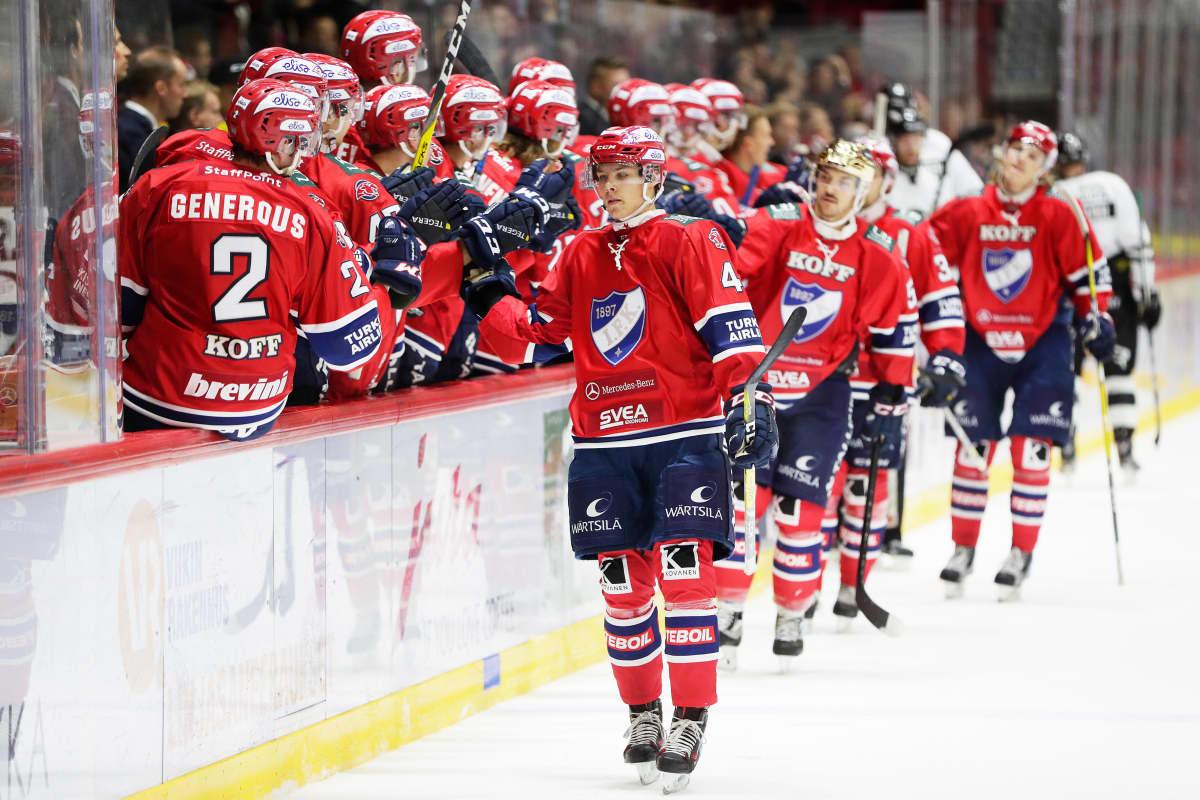 Miro Heiskanen, HIFK