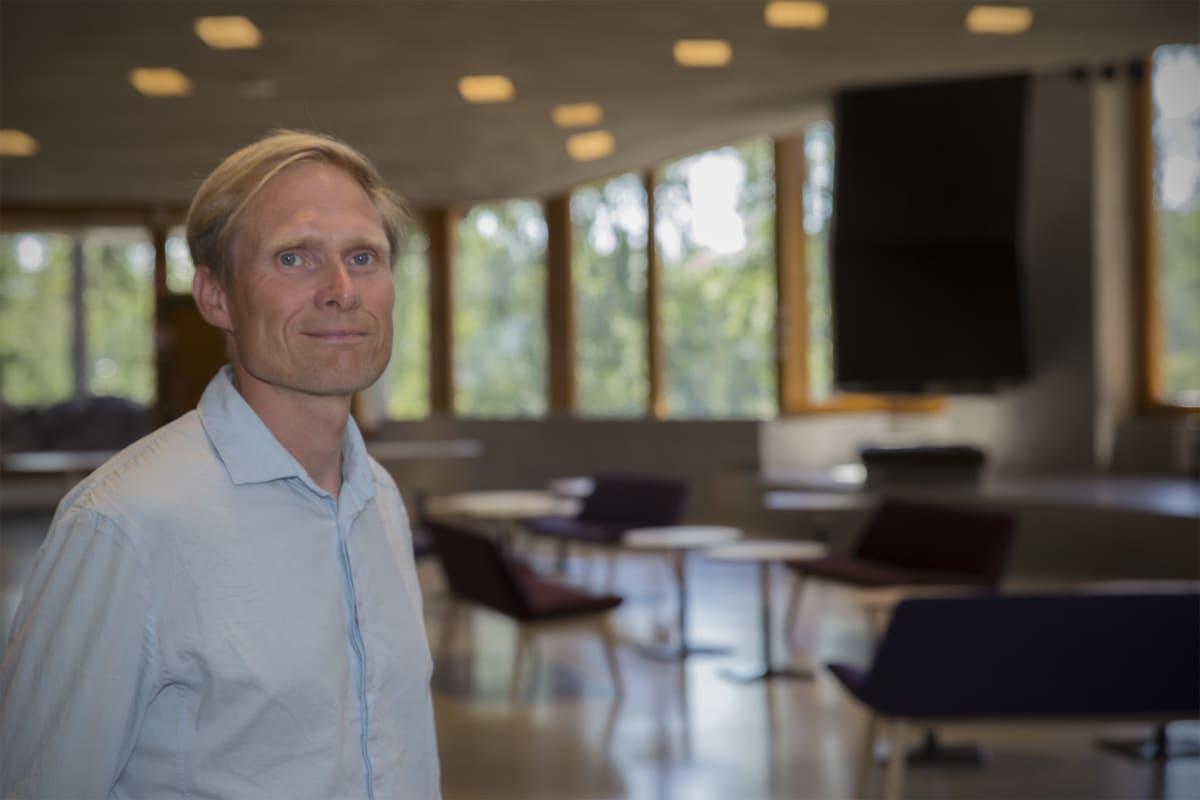 Antti Ahlava, vararehtori, Aalto-yliopisto