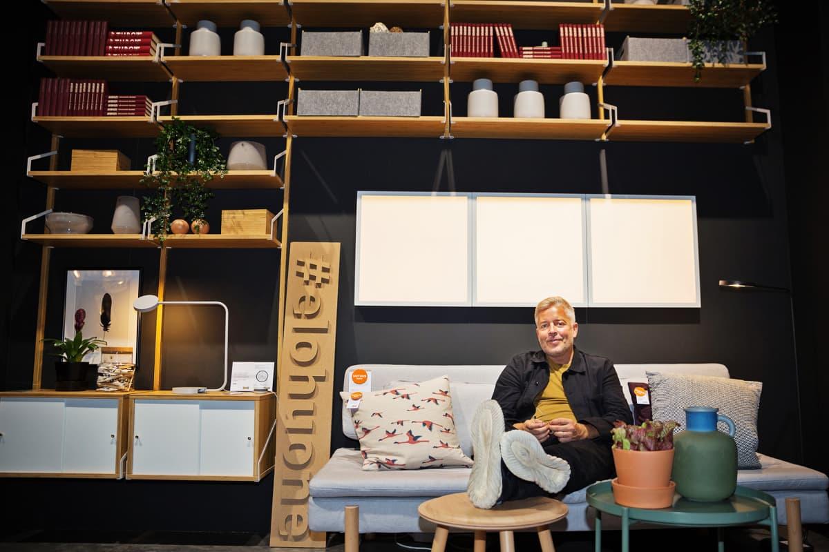 Ikean Marcus Engman.