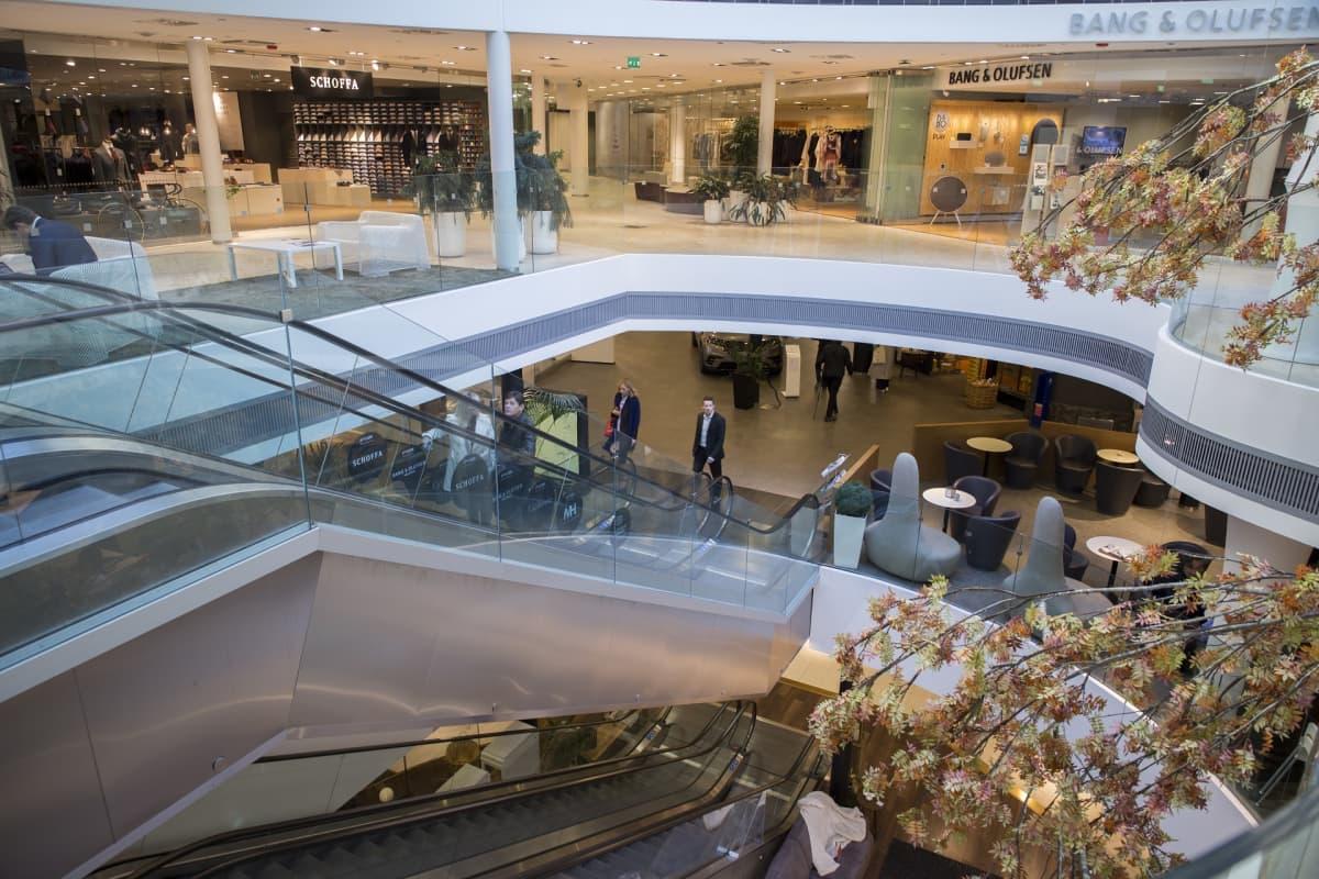 Kauppakeskus Galleria Esplanad