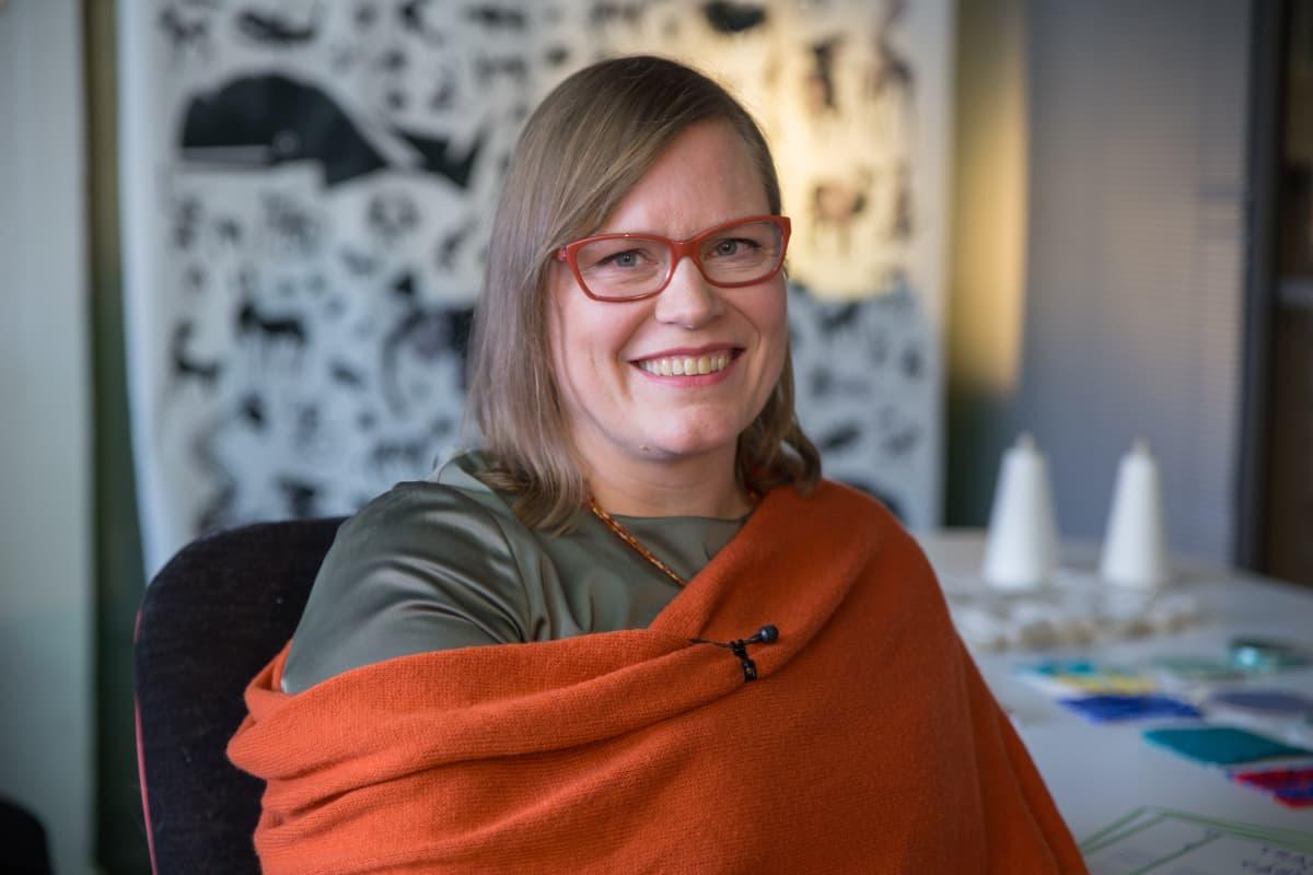 Professori Kirsi Niinimäki Aalto-yliopisto