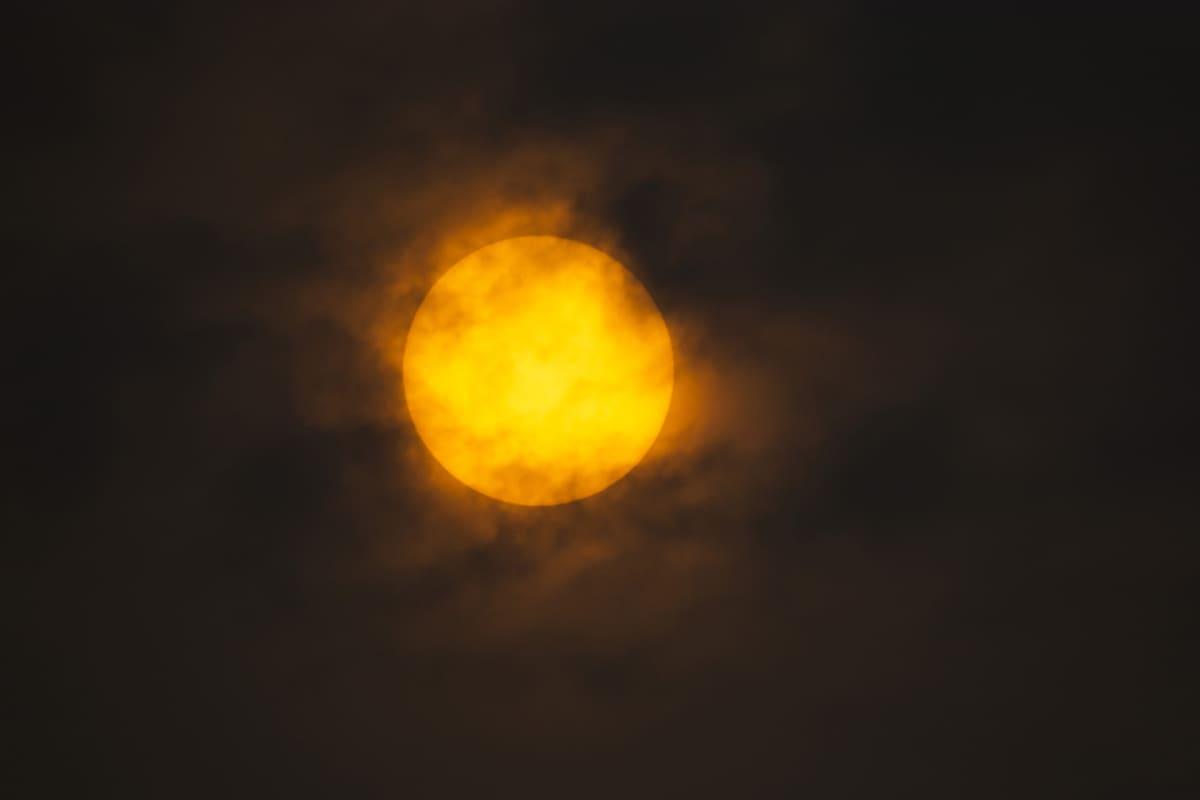 Punainen aurinko