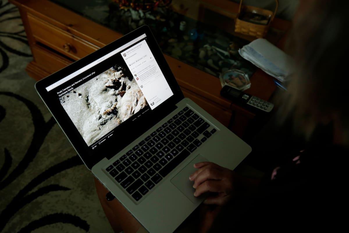Kuvia luista tietokoneen näytöllä.