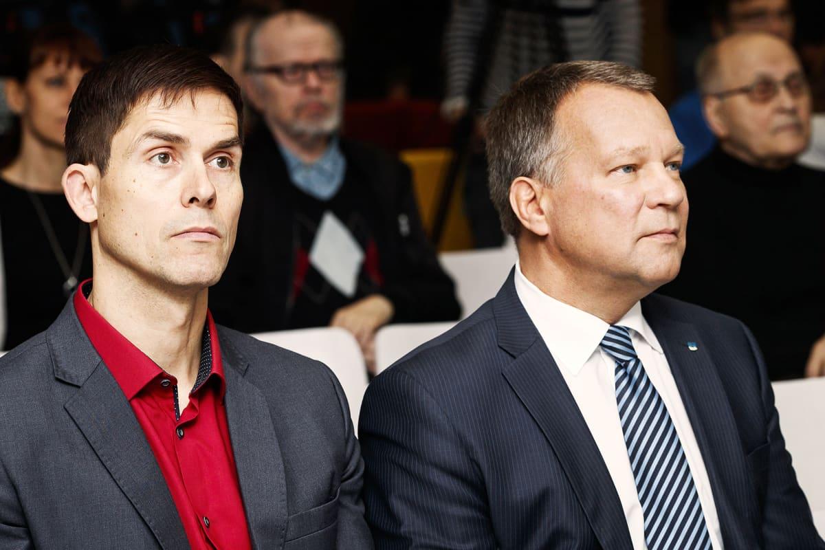 Ville Lehmuskoski Jukka Mäkelä