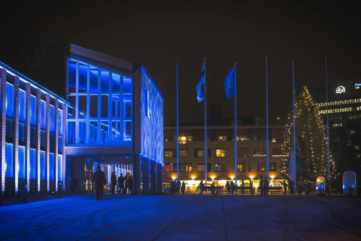 Vantaan kaupungintalo