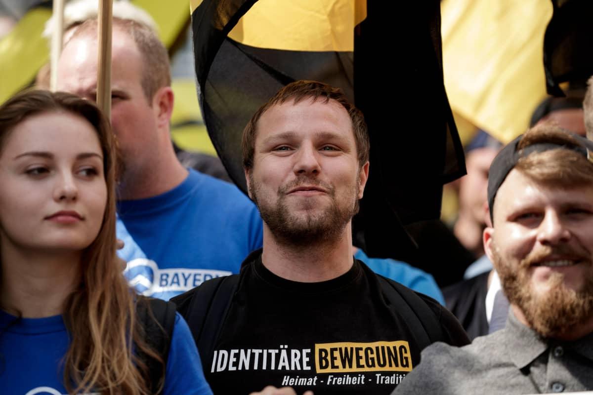 Generation Identity vetoaa nuoriin ja koulutettuihin aktivisteihin. Liikettä kutsutaankin hipsterioikeistoksi.