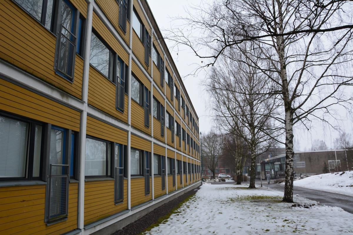 Turun Ylioppilaskylä.
