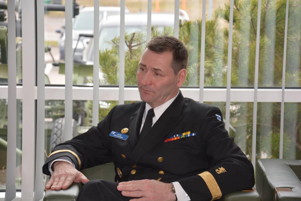 Juha Vauhkonen.