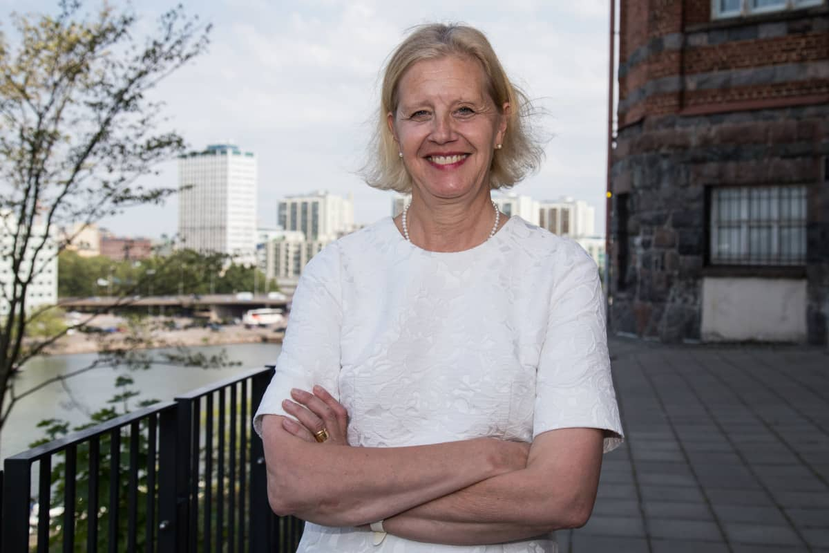 Professori Katariina Salmela-Aro