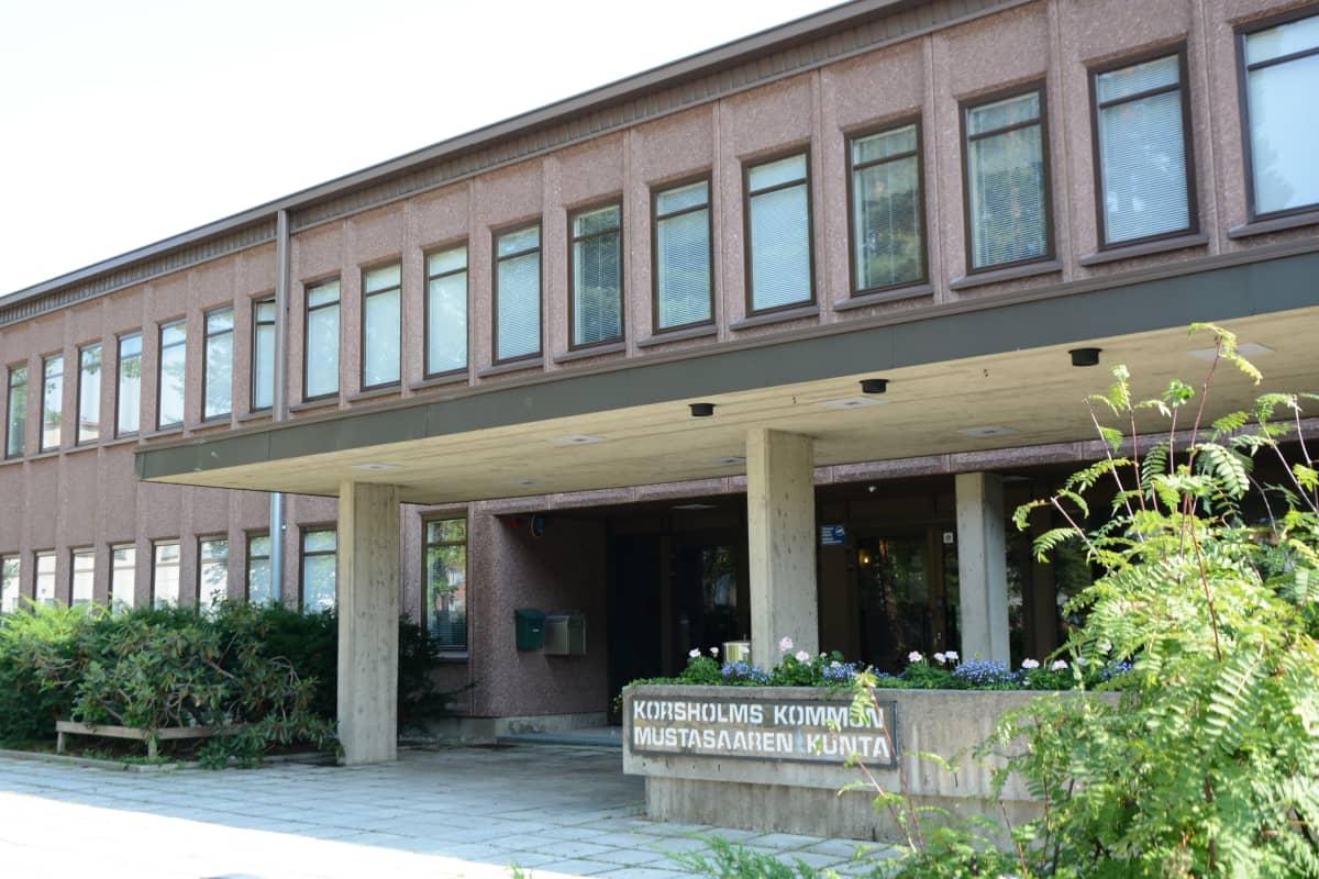 Msutasaaren kunnantalo