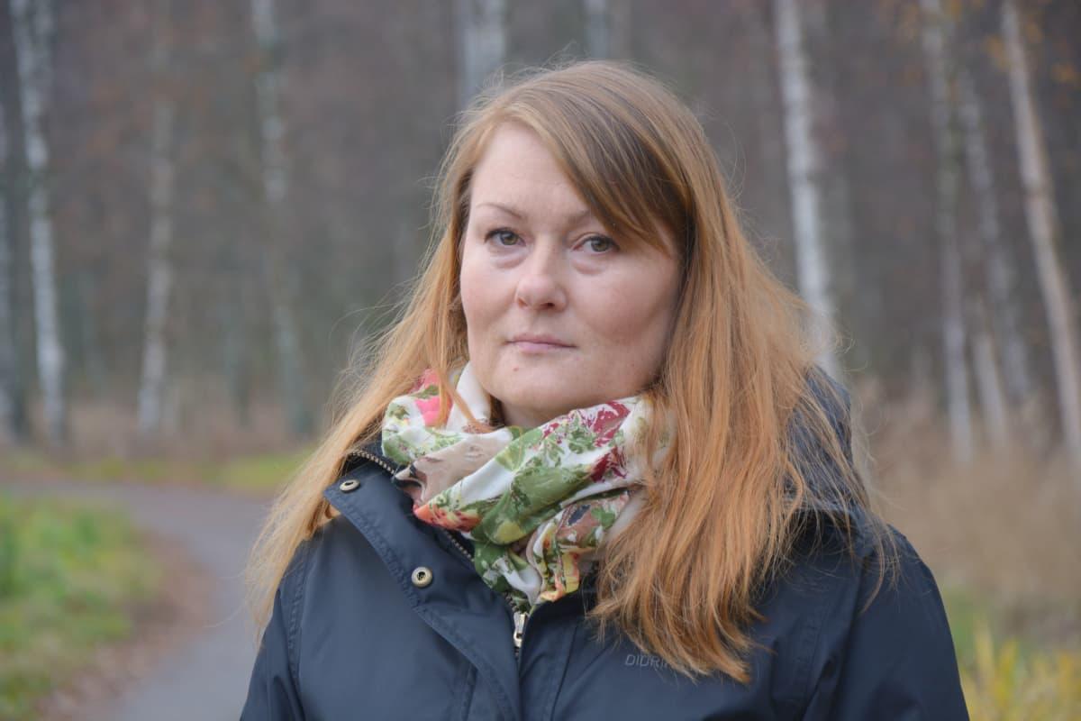 Maria Westerback.