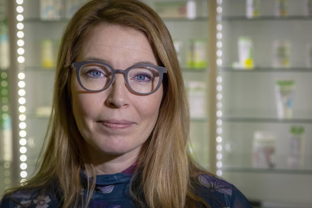 Charlotta Sandler farmaseuttinen johtaja, Apteekkariliitto
